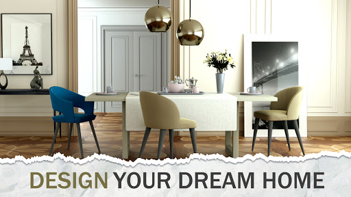 Dream Home u2013 House & Interior Design Makeover Game 1.1.24 screenshots 1