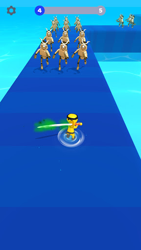 Code Triche Slash Ninja (Astuce) APK MOD screenshots 5