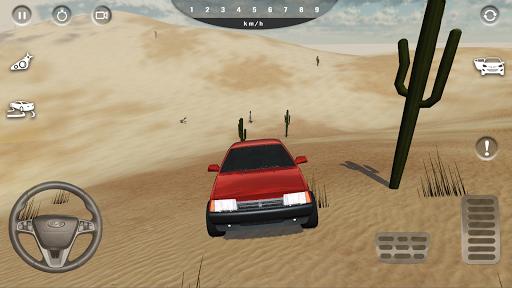 Russian Car Simulator 2.0.1 screenshots 4
