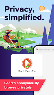 DuckDuckGo Privacy Browser Mod Apk 1