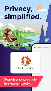 تحميل متصفح DuckDuck Brwoser