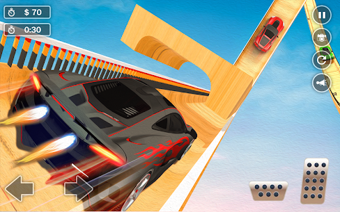 Mega Ramp Car Simulator – Multiplayer Racing Games 3