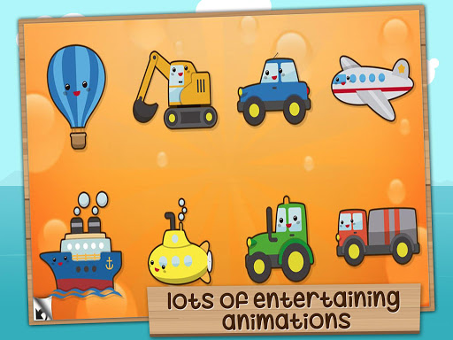 Baby educational games 4.2 screenshots 1