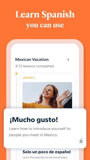 Babbel - Learn Languages - Spanish, French & More apktram screenshots 8