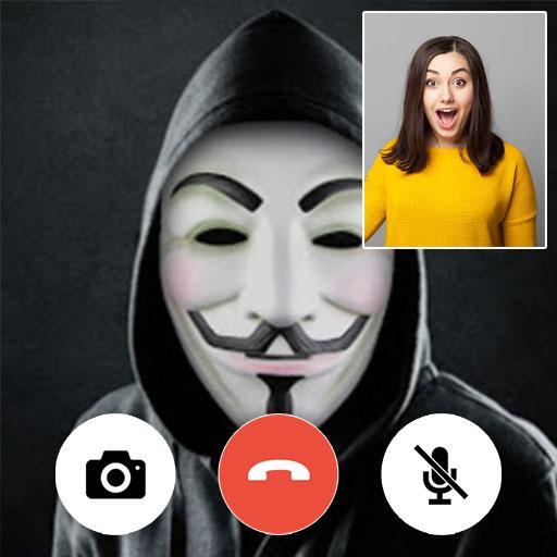 Anonymous Fake Call  screenshots 1