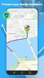 Find My Family - GPS Location Tracker Screenshot