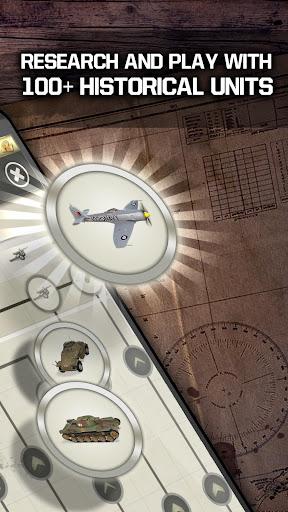 Call of War - WW2 Multiplayer Strategy Game 0.100 screenshots 6