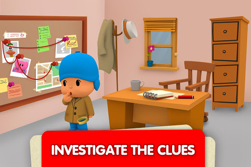 Pocoyo and the Mystery of the Hidden Objects  screenshots 2