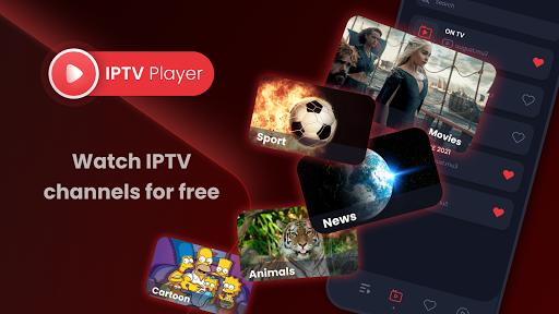 IPTV Player - IPTV PRO M3U android2mod screenshots 1