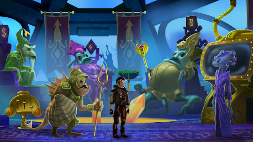Adventure Reborn: story game point and click 1.33 screenshots 6