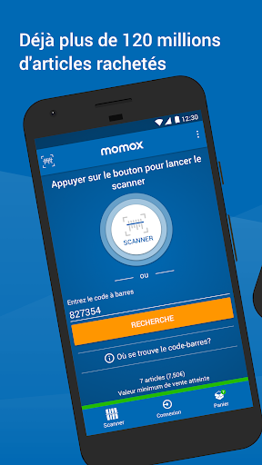 momox rachète livres, CD, DVD 3.7.7 screenshots 1