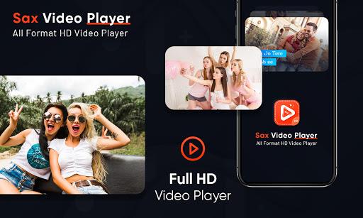 Download SAX Video Player - XNX Video Player mod apk