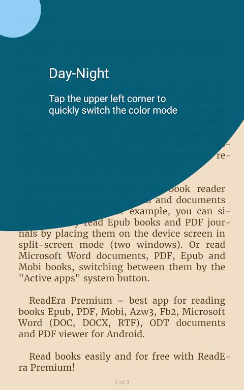 ReadEra Premium - book reader pdf, epub, word poster 14