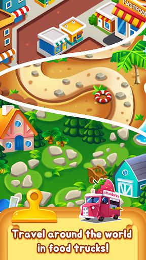 Food Pop: Food puzzle game king in 2021  screenshots 7