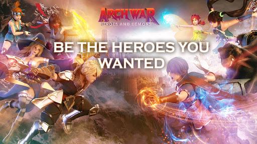 Archwar: Heroes And Demons  screenshots 1
