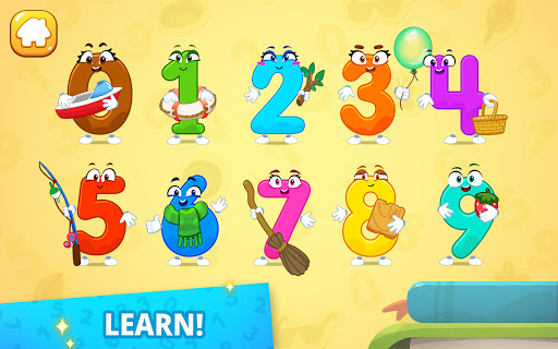 Numbers for kids - learn to count 123 games! 0.7.26 screenshots 13