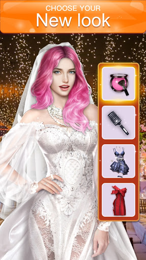 Code Triche Fancy Love: Interactive Romance Game (Astuce) APK MOD screenshots 3