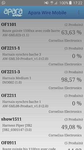 apara-mobile screenshot 1