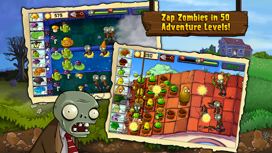 Descargar Plants vs Zombies APK (2021) {Último Android y IOS} 2