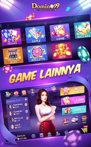 Domino Qiu Qiu Online:Domino 99uff08QQuff09 2.17.0.0 screenshots 1