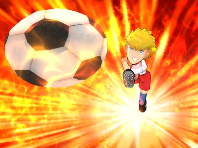 Captain Tsubasa ZERO -Miracle Shot Mod Apk (Weak Enemies) 6