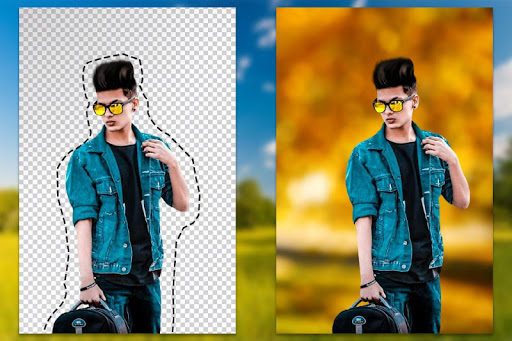 Cut Paste Photo Editor apktram screenshots 2