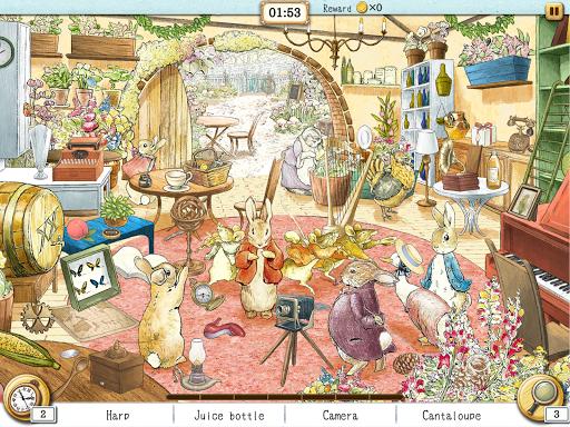 Peter Rabbit -Hidden World- 3.0.10 screenshots 11