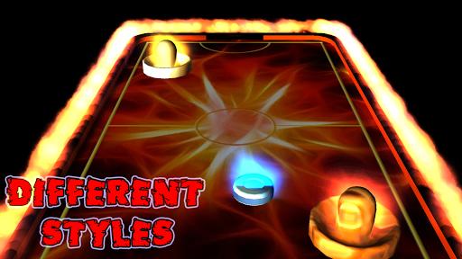 Air Hockey - War of Elements 201208 screenshots 6