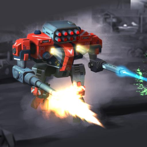 Mech vs Aliens: Top down shooter   RPG