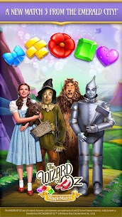 The Wizard of Oz Magic Match 3 Puzzles & Games 1