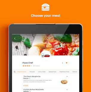 Pyszne.pl u2013 order food online 7.10.3 Screenshots 9