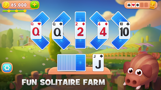 Solitaire Farm : Classic Tripeaks Card Games 1.0.1 1