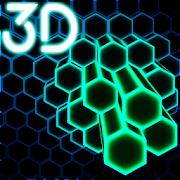 Neon Cells Particles 3D Live Wallpaper