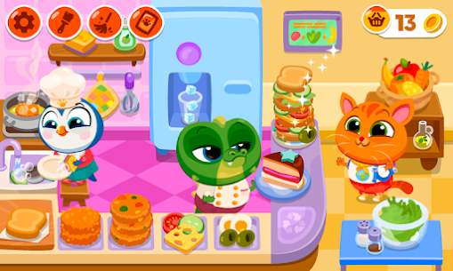 Bubbu School – My Cute Animals Mod Apk (Unlimited Money + Unlocked) 1.05 3