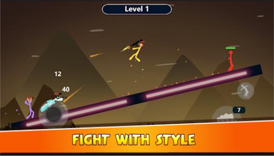 Stick Battle Mod Apk- Super Warriors (Unlimited Gold) 1