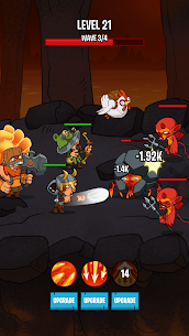 Semi Heroes 2: Endless Battle RPG Offline Game 1.2.2 Apk + Mod 4