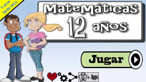 Matemáticas 12 años 1.0.20 screenshots 1