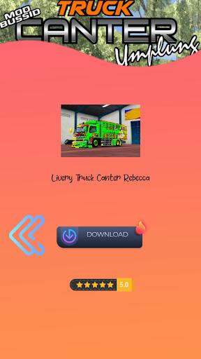 Mod Bussid Truck Umplung 1.0 Screenshots 8