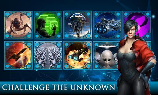 galactic emperor: space strategy & rpg, sci-fi screenshot 3