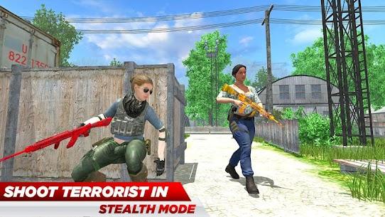 Modern strike online Mod Apk (God Mode/Dumb Enemy) 7
