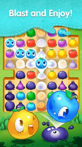 Fruit Splash Mania - Line Match 3 apkmr screenshots 4