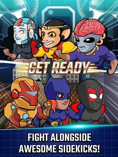 Super League of Heroes - Comic Book Champions screenshots 10