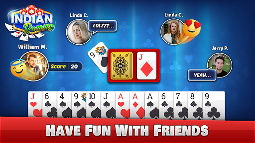 Indian Rummy - Play Rummy Game Online Free Cards 7.7 screenshots 4