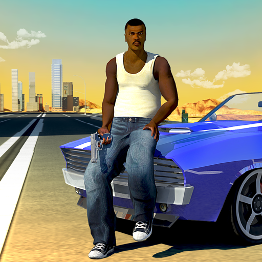 San Andreas Gang Wars – The Real Theft Fight Apk Download 4
