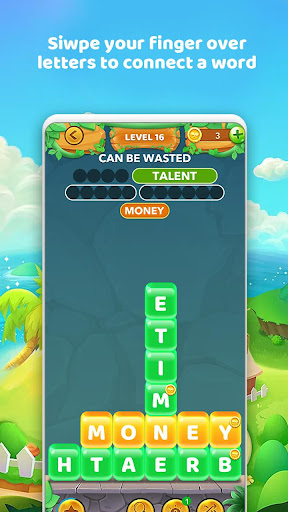 Word Forest -  Word Connect & Word Puzzle Game 1.8.2 screenshots 1