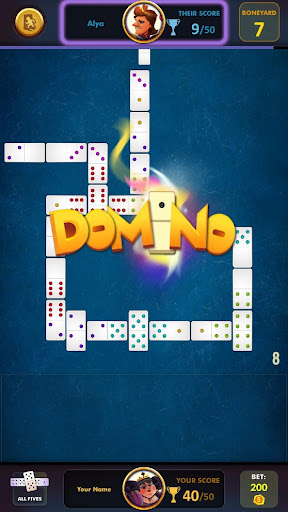 Dominoes - Offline Free Dominos Game 1.12 screenshots 8