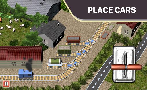 Train shunting puzzle 1.3 screenshots 1