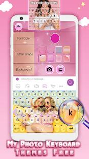My Photo Keyboard Themes Free 4.6 Screenshots 6