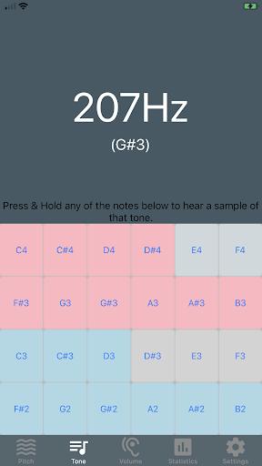 Voice Tools: Pitch, Tone, & Volume
