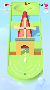 Pocket Mini Golf Screenshot